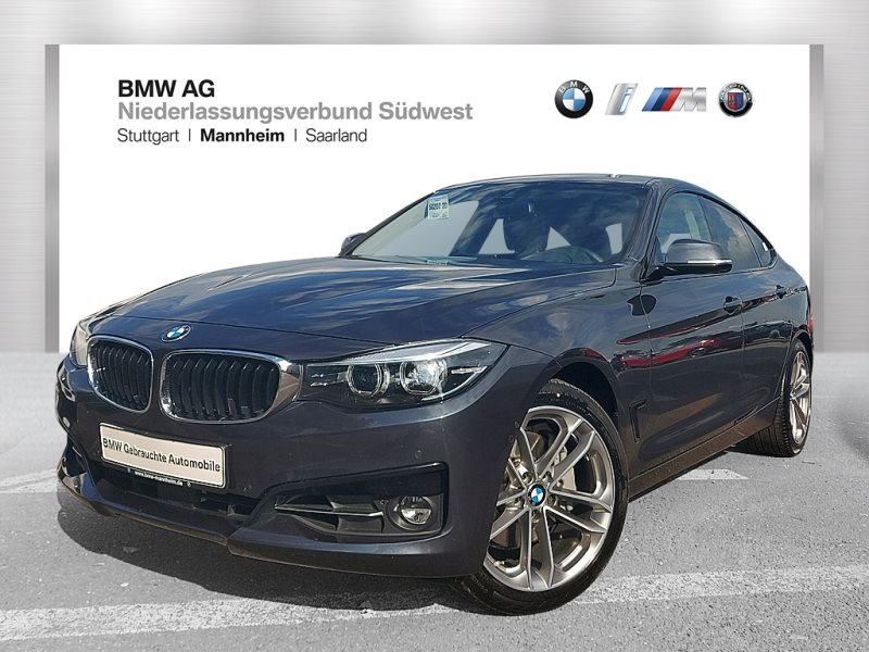 BMW 335d xDrive Gran Turismo Sport Line HK HiFi LED, Jahr 2017, Diesel