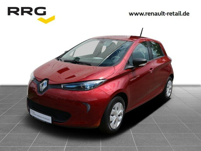 Renault Zoe LIFE Z.E 22 incl.Kaufbatterie, Jahr 2017, Elektro