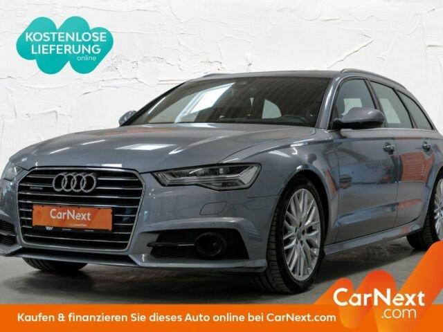 Audi A6 Avant 3.0 TDI quattro S tronic Standhzg, Jahr 2016, Diesel