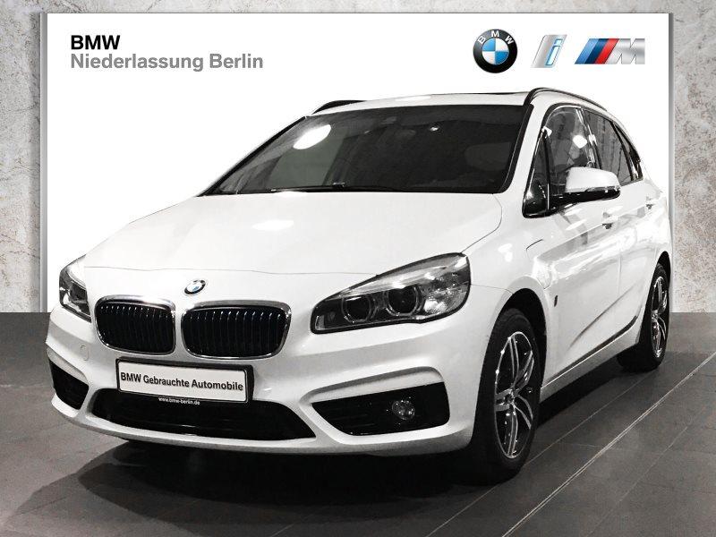 BMW 225 Active Tourer 225xe iPerformance EU6 Aut. Navi+, Jahr 2017, Hybrid