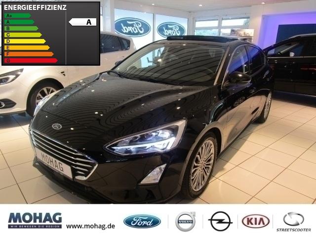 Ford Focus Titanium Automatik *LED-Navi-B&O-Sitzh.* -EU6d-t-, Jahr 2019, Diesel