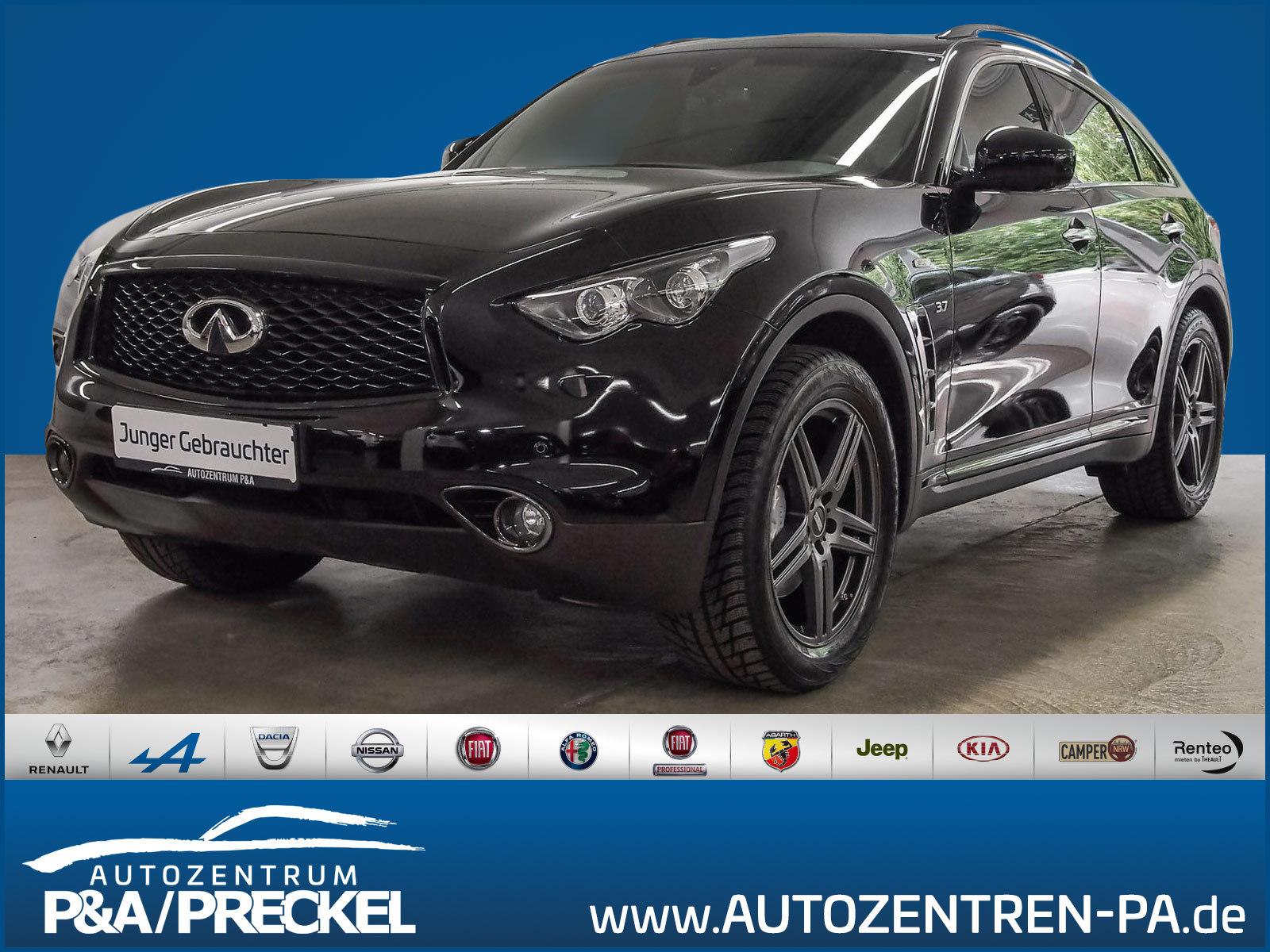 Infiniti QX70 S Premium 3.7 AWD Aut. /Navi/Kamera/Spurass., Jahr 2018, Benzin