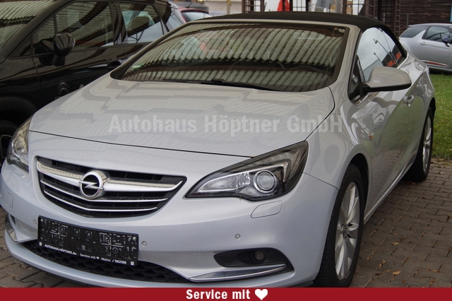 Opel Cascada KUNDENAUFTRAG, Jahr 2013, Benzin