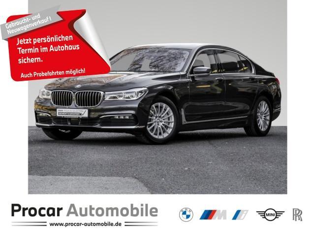 BMW 750LI KOMFORTSITZ-FOND+PANO+STANDHZ+SURROUNDVIEW, Jahr 2018, Benzin