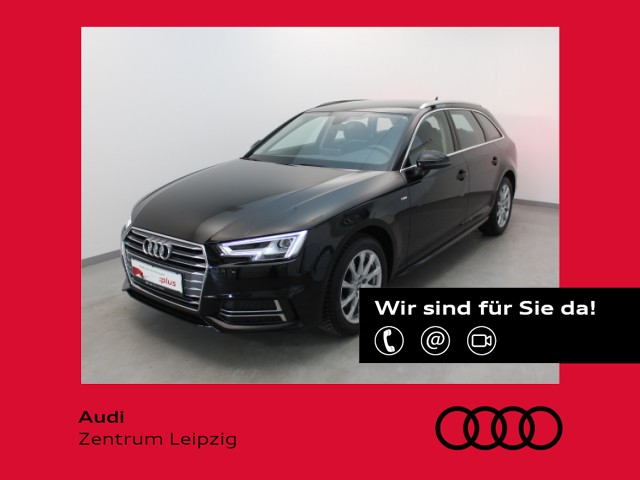 Audi A4 Avant 1.4 TFSI design *LED*S-line*Navi*, Jahr 2018, Benzin