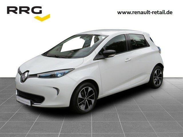 Renault Zoe Intens ZE 40 zzgl. Batteriemiete, Jahr 2017, Elektro