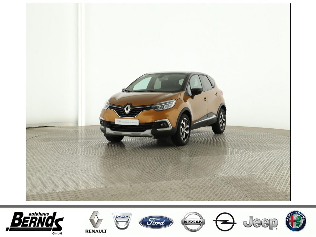 Renault Captur TCe150 GPF COLLECTION NAVI LED R-KAMERA, Jahr 2019, Benzin