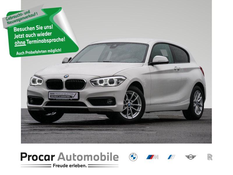 BMW 116d LED+NAVIGATION+TEMPOMAT+2-ZONEN-KLIMA+HIFI+, Jahr 2018, Diesel