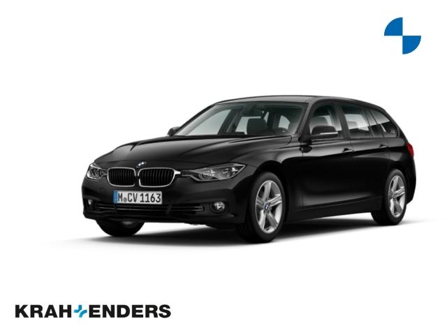 BMW 330 d Touring xDrive Advantage+HUD+LED+Navi+AHK, Jahr 2018, Diesel