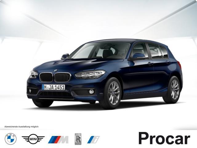 BMW 120d 5-Türer Advantage Automatik Navi PDC Shz, Jahr 2016, Diesel