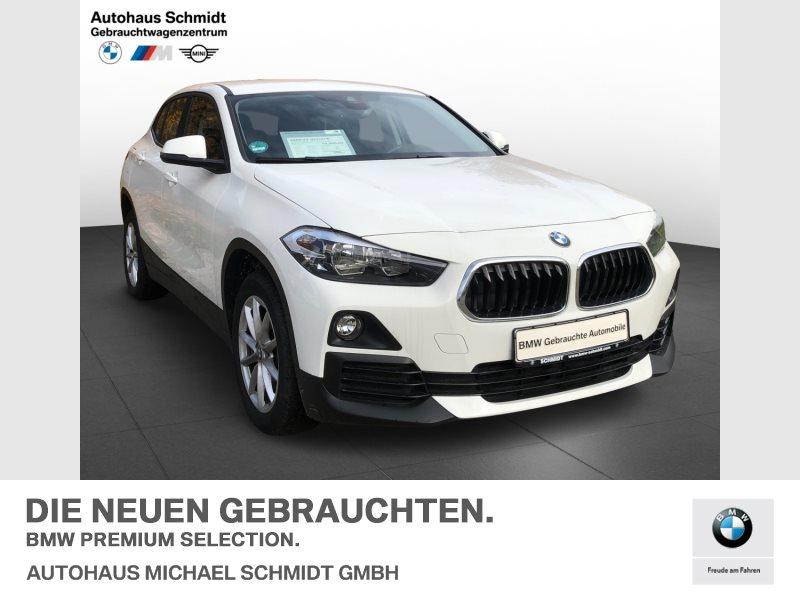 BMW X2 sDrive18i +ADVANTAGE+NAVI+PDC+SHZ+17 +, Jahr 2018, Benzin