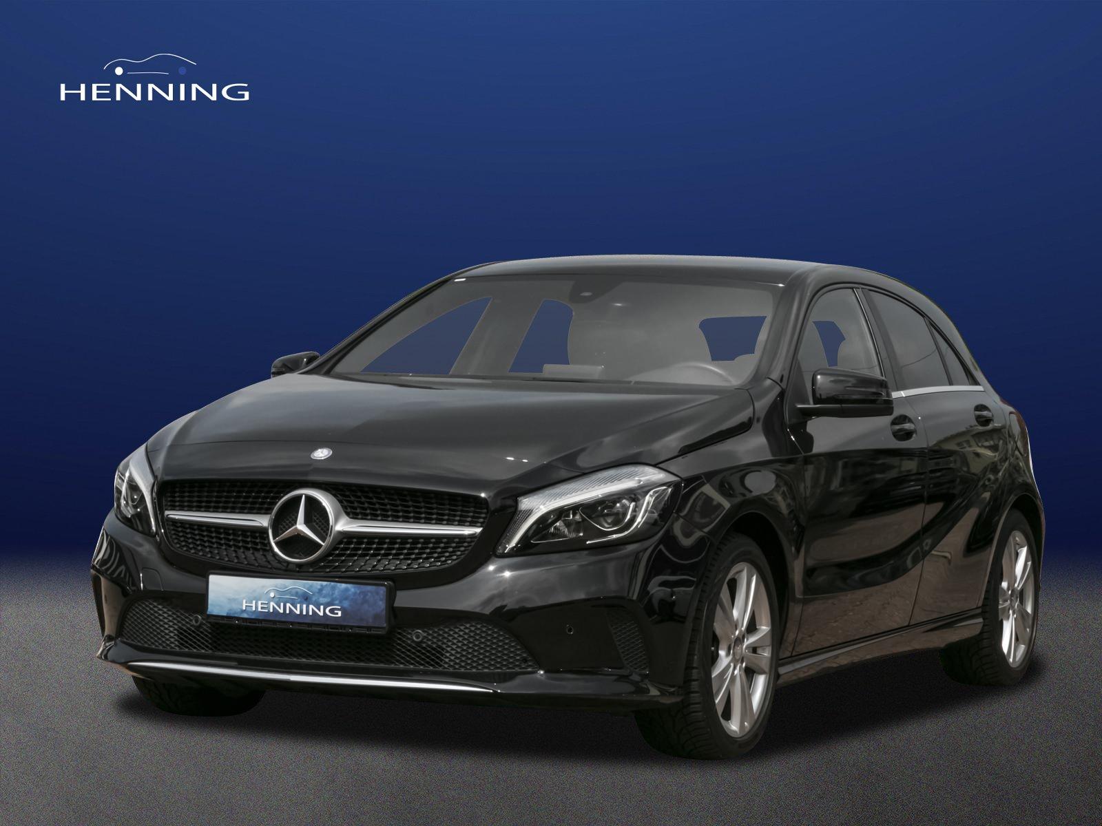 Mercedes-Benz A 180 Urban*Rückfahrkam.*18 Zoll*Navi*LED Schein, Jahr 2016, Benzin