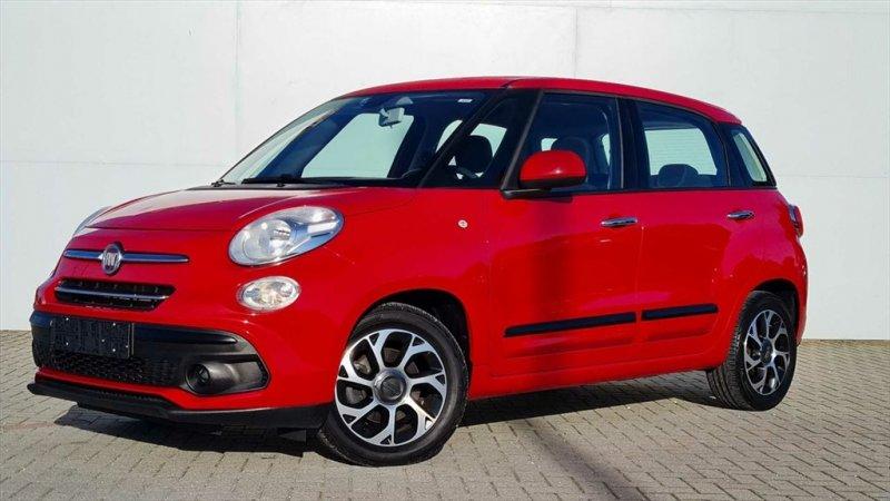 Fiat 500L AHK Alu Klima PDC Tempomat, Jahr 2018, Benzin