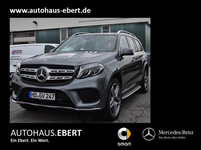 Mercedes-Benz GLS 350 d 4M AMG Edition+PSD+AHK+360°+SITZKLIMA, Jahr 2018, Diesel