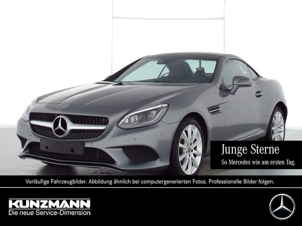 Mercedes-Benz SLC 300 Comand LED PanoramaVario Memory Airscarf, Jahr 2020, Benzin