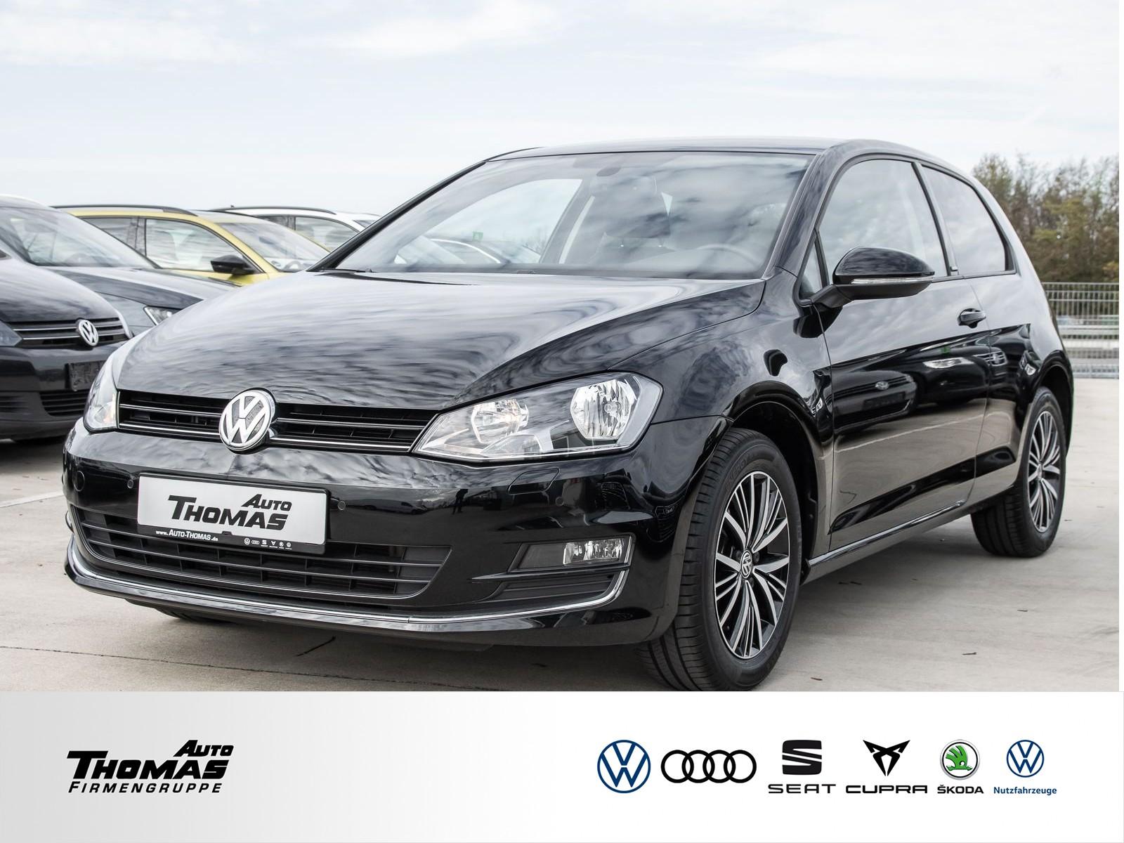 "Volkswagen Golf VII ""Allstar"" 1.4 TSI NAVI+PDC+SHZ, Jahr 2016, petrol"