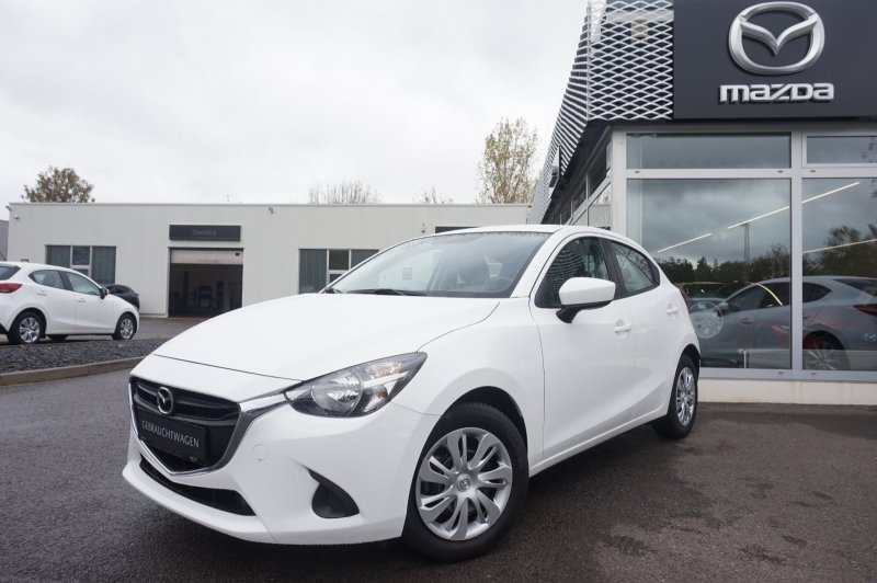 Mazda 2 1.5 SKYACTIVE-G 75/PRIME-LINE/1HAND, Jahr 2016, Benzin