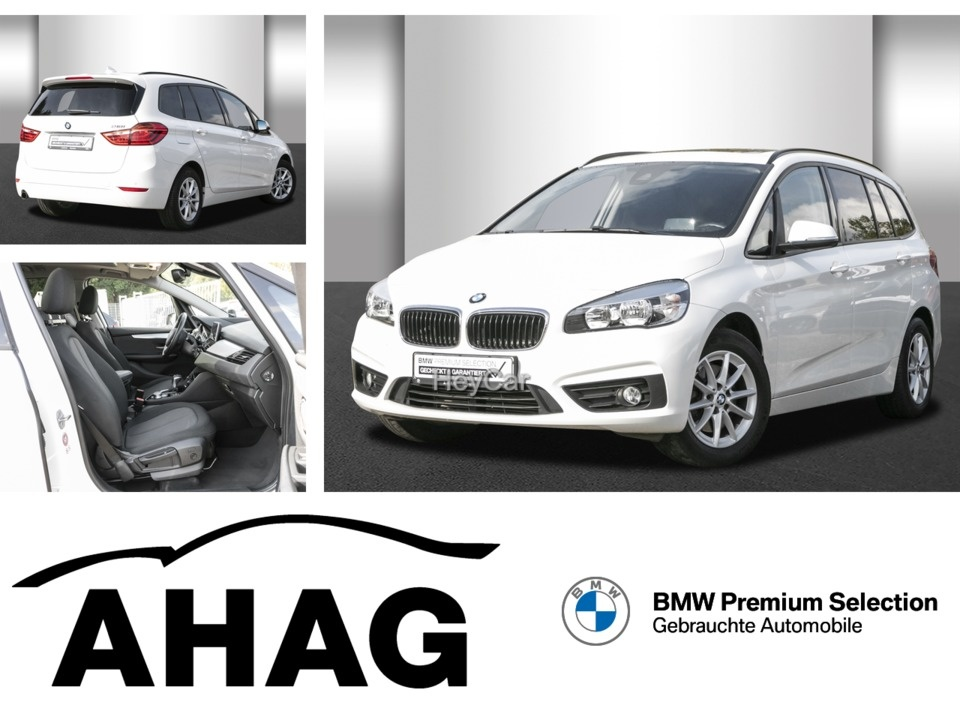 BMW 218 Gran Tourer Advantage*Navi*Panorama*Head-Up, Jahr 2017, Benzin
