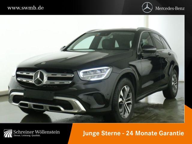 Mercedes-Benz GLC 200 d 4M LED*AHK*MBUX*Kamera*PDC*SHZ*Memory*, Jahr 2019, Diesel