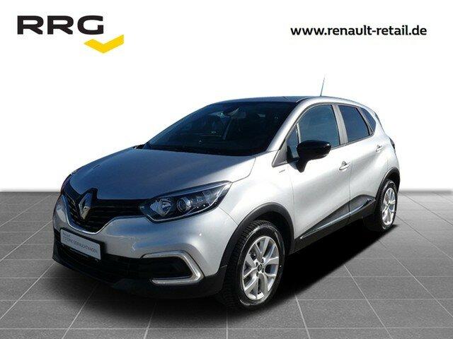 Renault Captur TCe 130 GPF Limited Deluxe ohne km!!!, Jahr 2019, Benzin