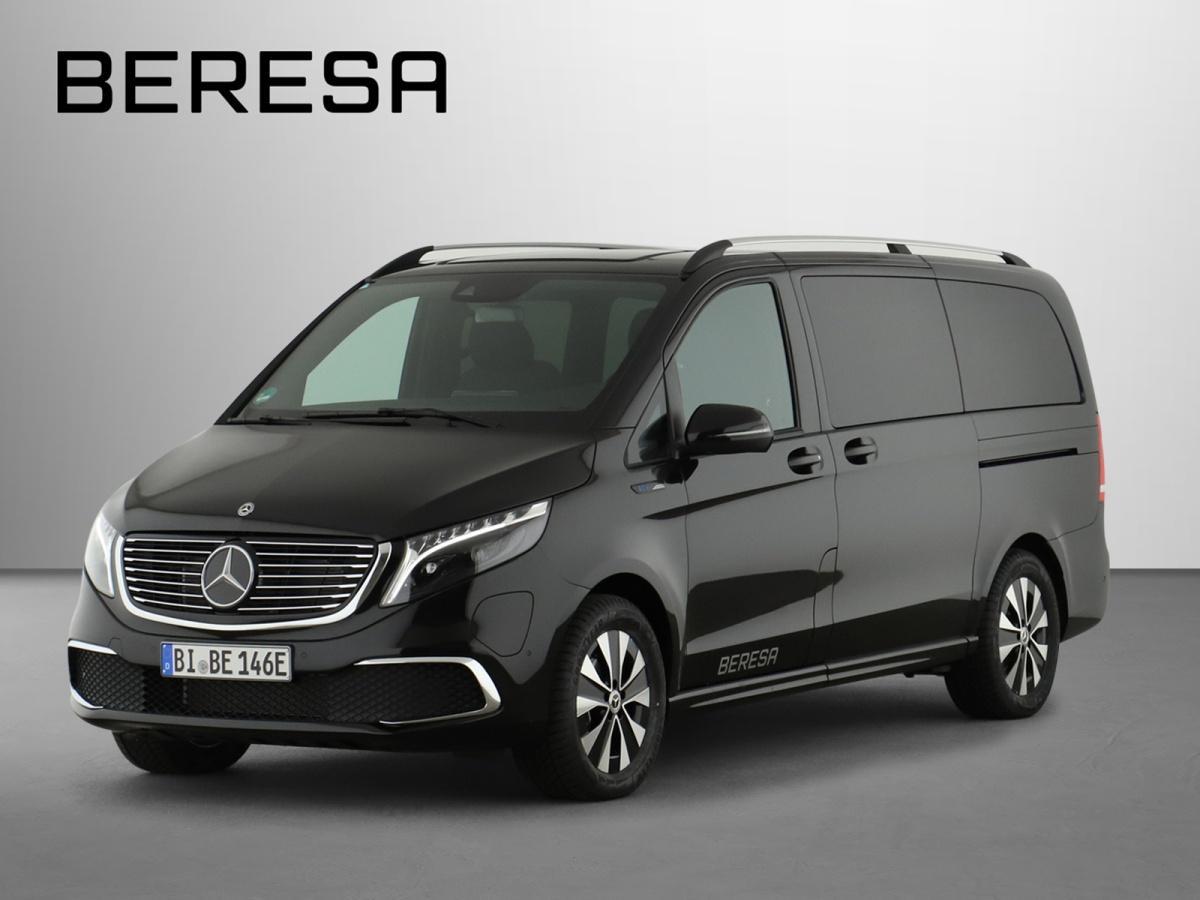 Mercedes-Benz EQV 300 Lang Spur-Paket DAB Distronic Kamera LED, Jahr 2020, Elektro