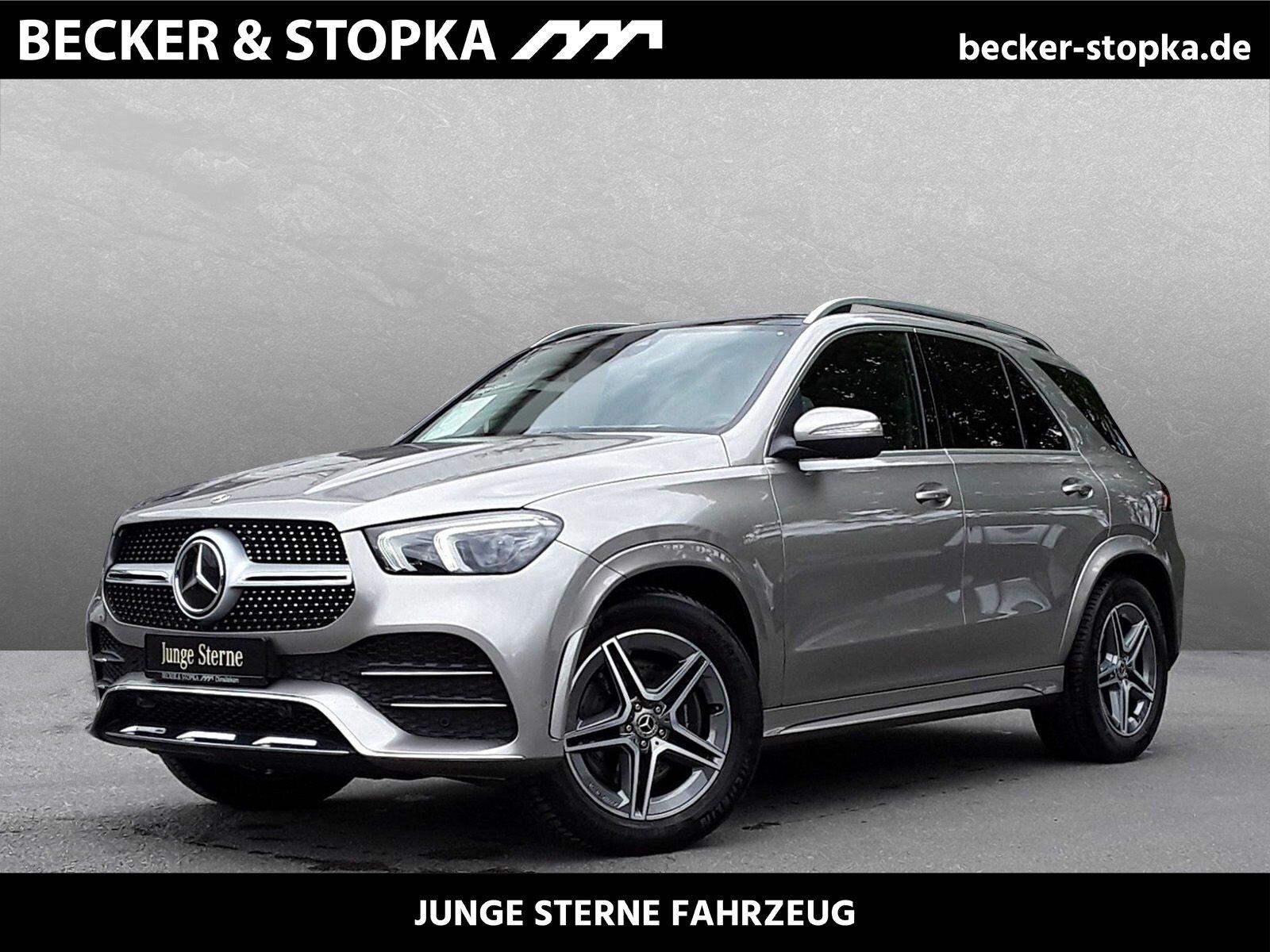 Mercedes-Benz GLE 300 d AMG Mulitb*Ambi*AHK*Pano*EasyPk*Distro, Jahr 2020, Diesel