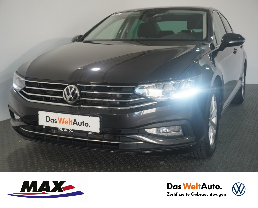 Volkswagen Passat 2.0 TDI Business 5jGAR LED AHK KAMERA Fac, Jahr 2019, Diesel