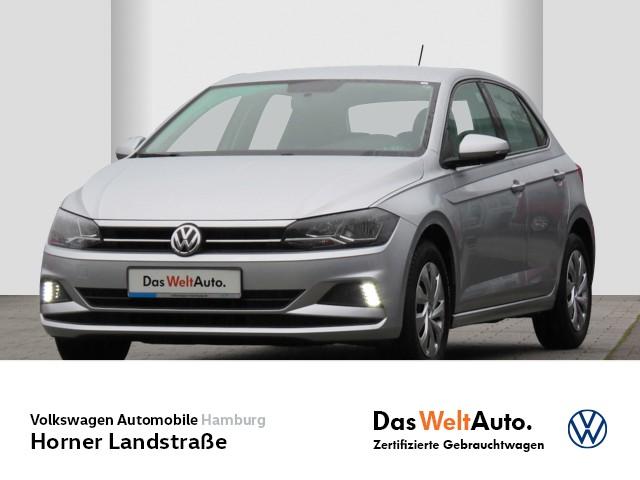 Volkswagen Polo 1.0 Comfortline Klima 4-türig USB ESP ZVFB, Jahr 2018, Benzin