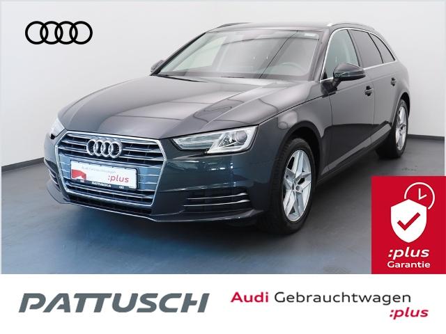 Audi A4 Avant 1.4 TFSI sport AHZV DAB Navi plus, Jahr 2017, Benzin