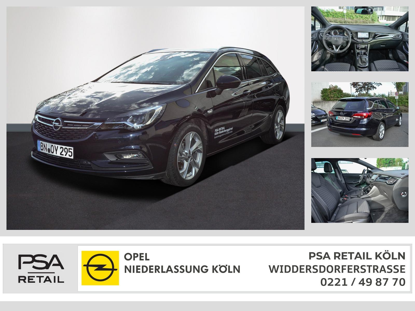 Opel Astra Sports Tourer 1.4 Turbo Business Edition, Park&Go, Jahr 2019, Benzin
