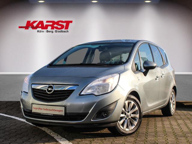 Opel MERIVA 1,4l 150 JAHRE Teilleder Tempomat 16''Alu, Jahr 2012, Benzin