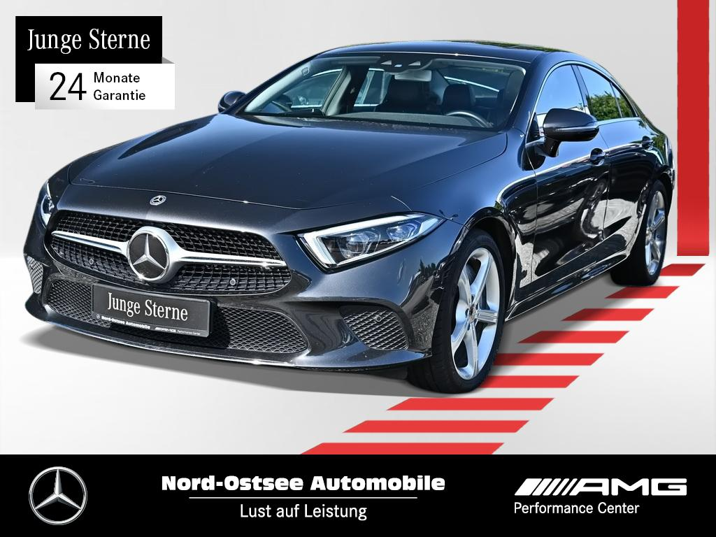 Mercedes-Benz CLS 350 d 4M Avantgarde Navi LED SiHZ Kamera SD, Jahr 2018, Diesel