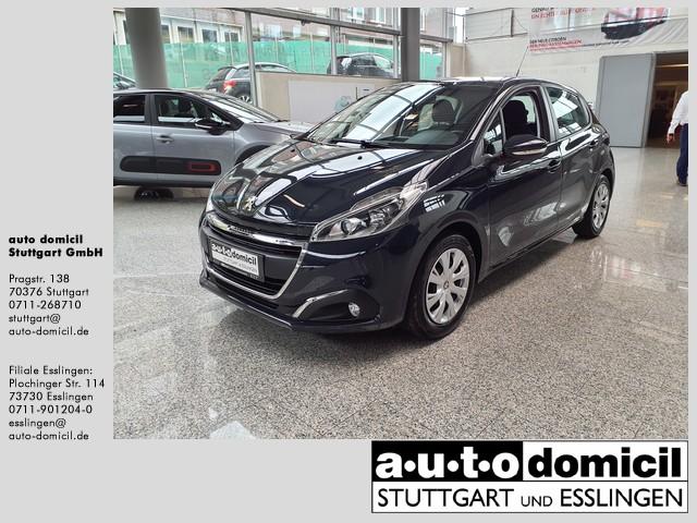 Peugeot 208 Active PT 82, Jahr 2017, Benzin
