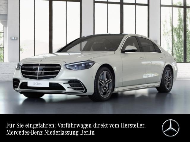 Mercedes-Benz S 500 L 4M AMG+Pano+DIGITAL-L+Burmester4D+Sthzg+TV, Jahr 2021, Benzin