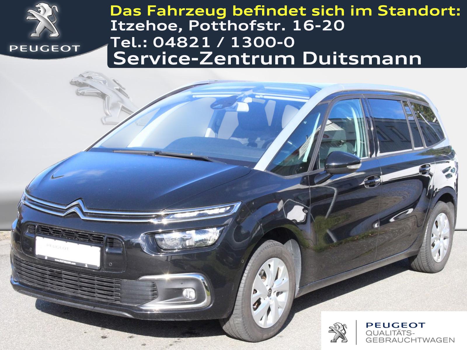 Citroën Grand C4 Picasso BlueHDi 120 SELECTION, Jahr 2017, Diesel