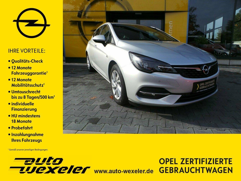 Opel Astra K GS-Line 1.2 S/S,Sitzheiz.,AAC,RFK, Jahr 2020, Benzin