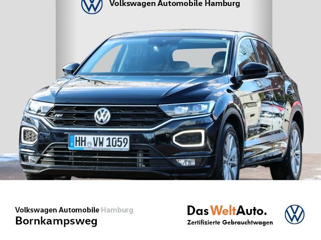 Volkswagen T-Roc Style 2.0 l TDI DSG 4M abnehmbar AHK Klimaautomatik Navi LM LED, Jahr 2020, Diesel