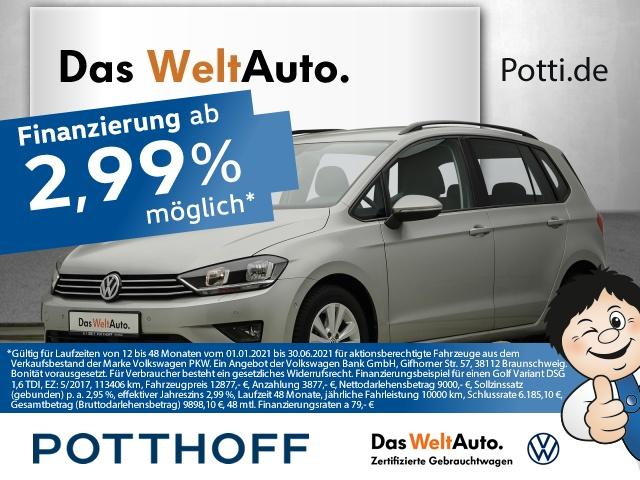 Volkswagen Golf Sportsvan 1.6 TDI BMT Comfortline Navi Telefo, Jahr 2014, Diesel