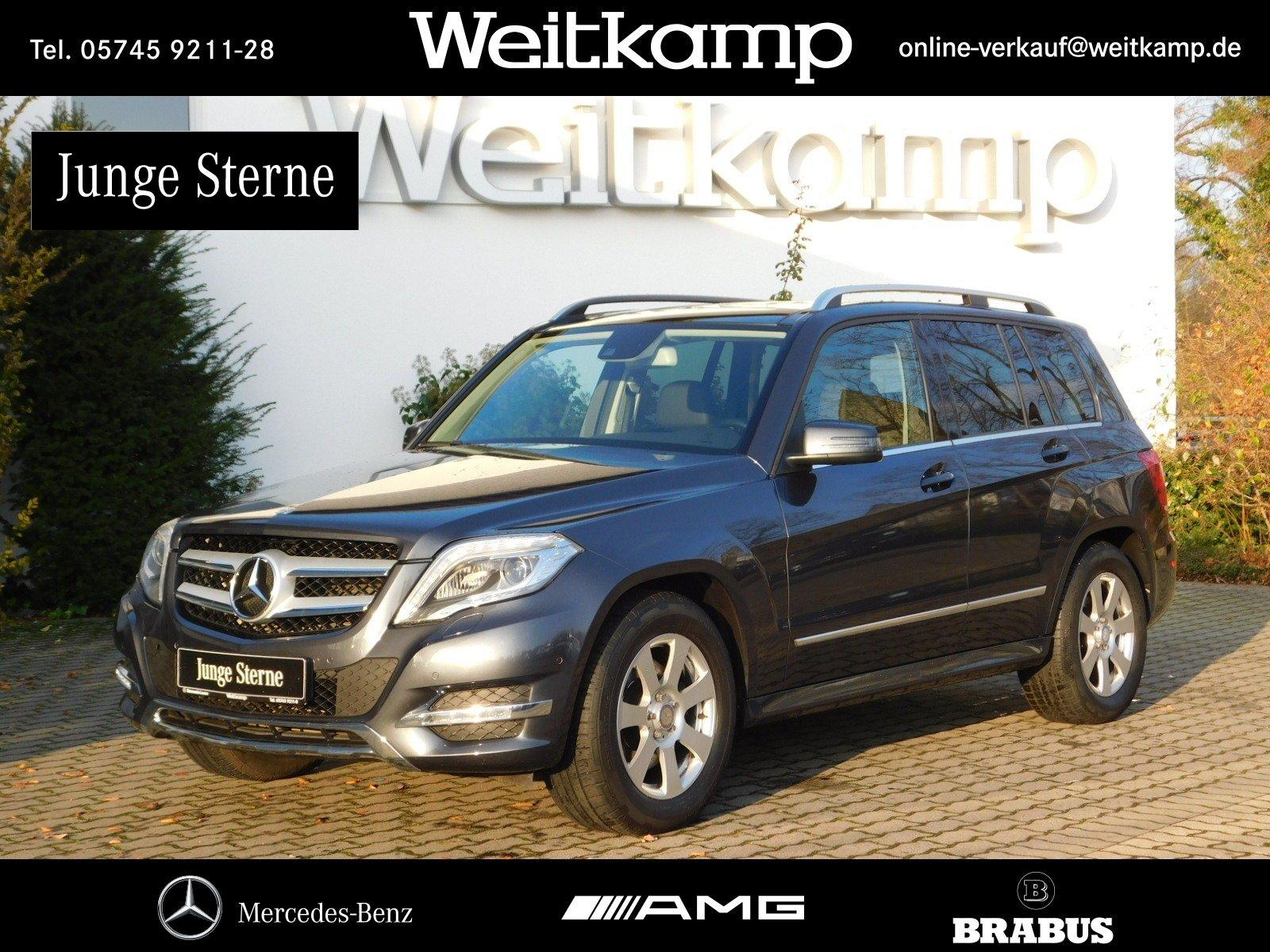 Mercedes-Benz GLK 350 CDI 4M Panorama+Xenon+Comand+Kamera+PTS, Jahr 2014, diesel