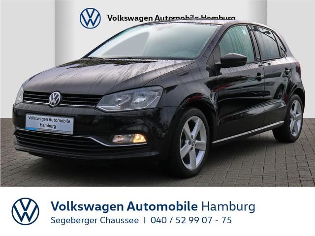 Volkswagen Polo 1.2 TSI BMT Allstar NAVI PDC SITZHZG CLIMATRONIC, Jahr 2016, Benzin