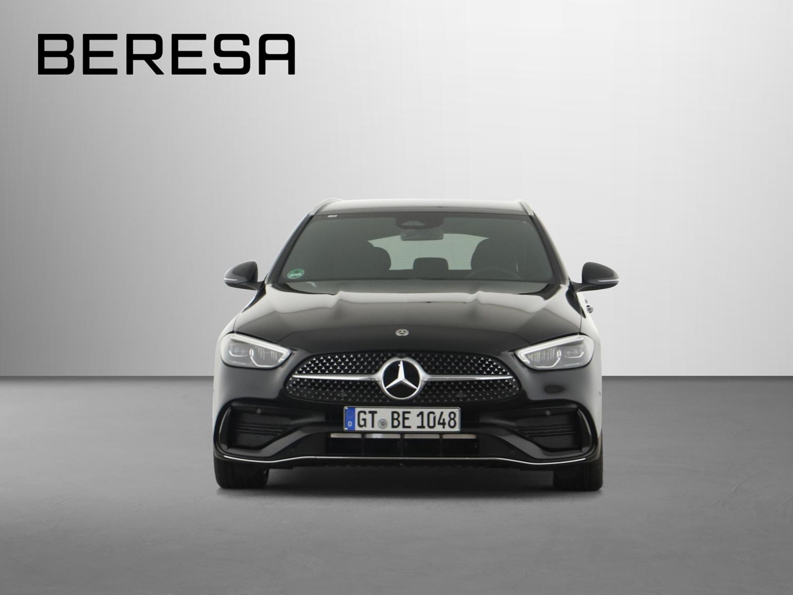 Mercedes-Benz C 200 T AMG LED AHK Kamera PDC, Jahr 2021, Benzin