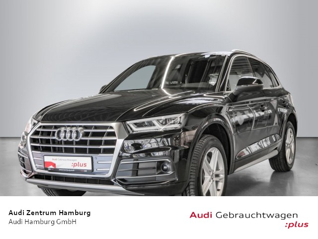 Audi Q5 40 TDI sport quattro S tronic S LINE VIRTUAL PANO, Jahr 2018, Diesel
