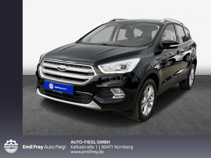 Ford Kuga 1.5 EcoBoost 2x4 Titanium, Jahr 2019, Benzin
