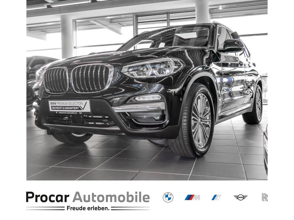BMW X3 xDrive30d Luxury Line Head-Up DA+ AHK Standhz, Jahr 2017, Diesel