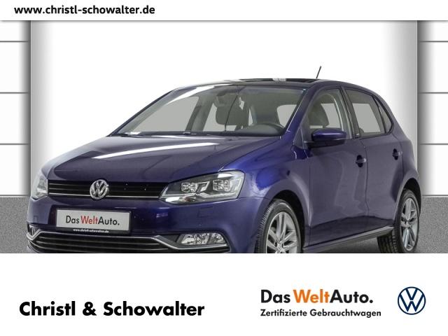 Volkswagen Polo ALLSTAR 1.4 TDI Navi Pano LED Bluetooth Klima, Jahr 2016, Diesel