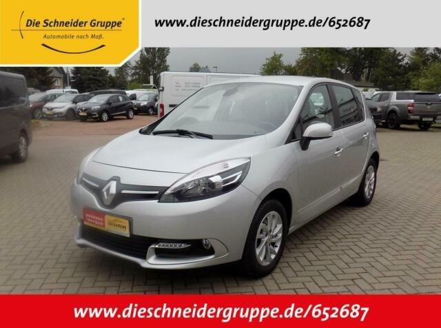 Renault Scenic ENERGY TCe 115 S/S Paris Deluxe, Jahr 2014, Benzin