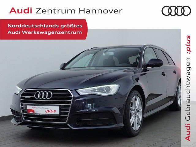 Audi A6 Avant 2.0 TFSI Standh., AHK, Navi, Xenon, Jahr 2018, Benzin