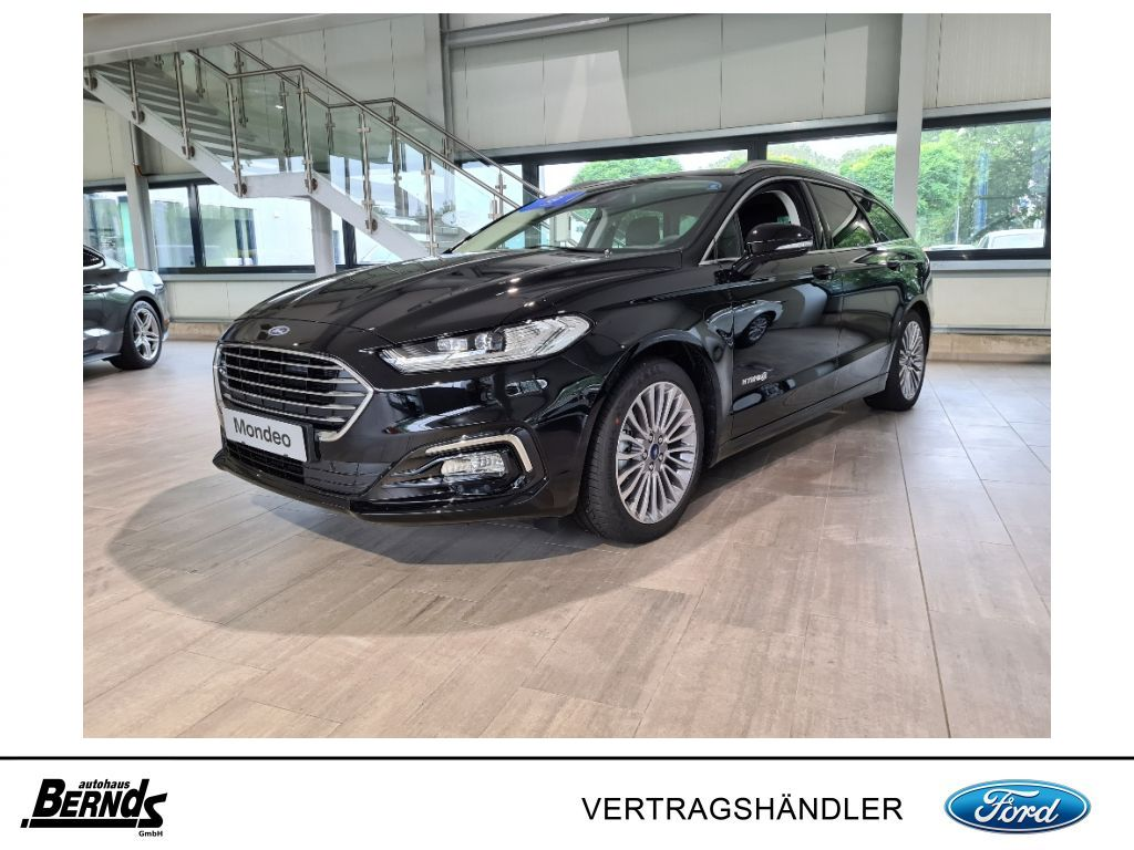 Ford Mondeo Kombi Hybrid Titanium NAVI R-KAMERA SHZ, Jahr 2020, Hybrid