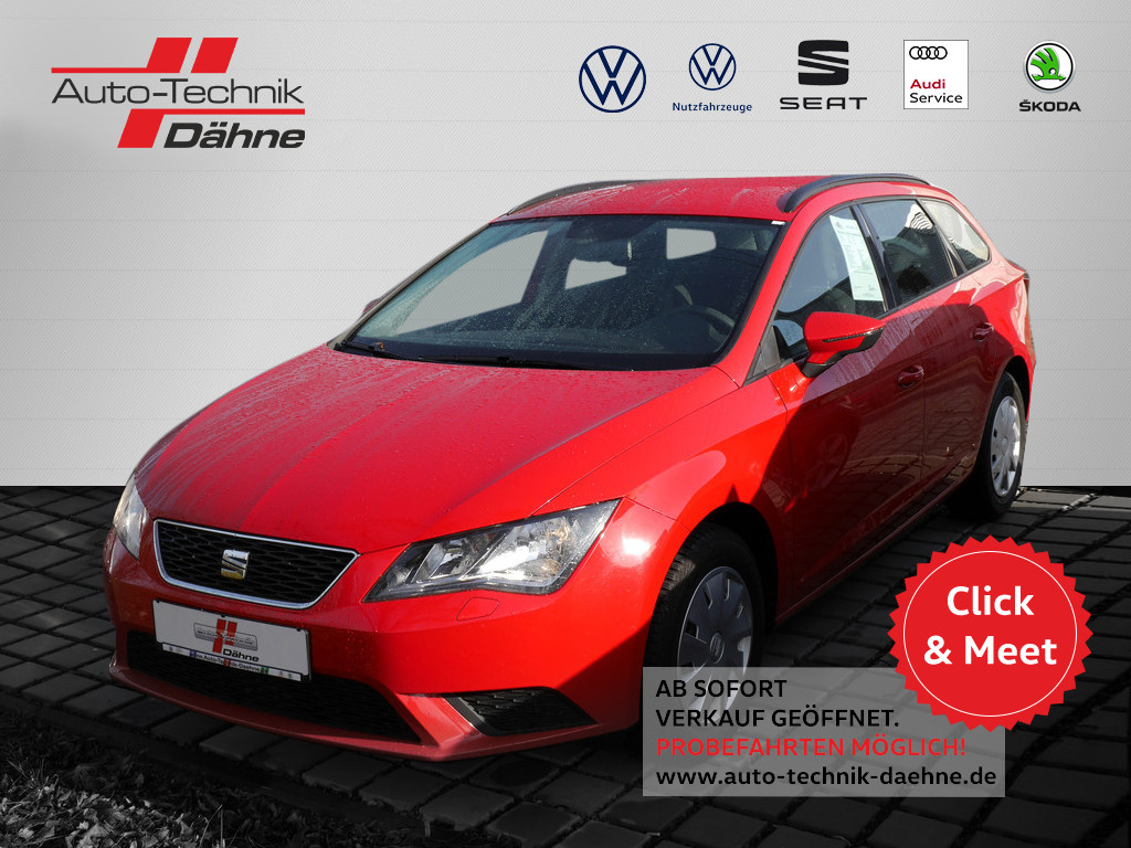Seat Leon ST 1.2 TSI, Jahr 2014, Benzin