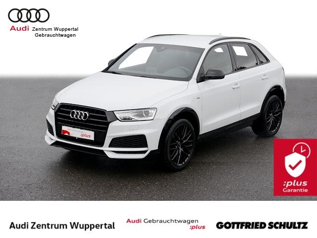 Audi Q3 1.4TFSI XEN LEDER S-LINE NAV FSE SHZ PDC MUFU 1 Sport, Jahr 2017, Benzin